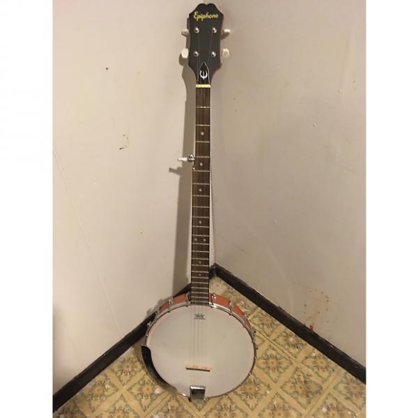 Custom Epiphone Banjo unknown Dark Mahogany #1 image