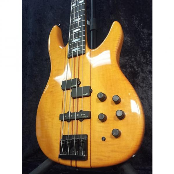 Custom Peavey Dyna Bass Unity LTD (limited)  Neck Through - Upgrades including Mike Pope Flex Core EMGx kit #1 image