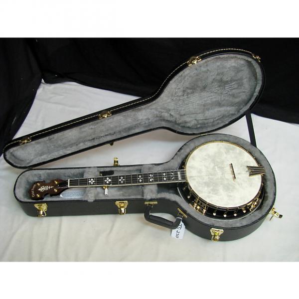 Custom GOLD TONE TB-250 Traveler Deluxe child size Banjo NEW w/ Gold Tone HARD CASE #1 image