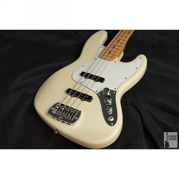 Custom G&L JB Bass Vintage White Nitro - Authorized G&L Premier Dealer #1 image