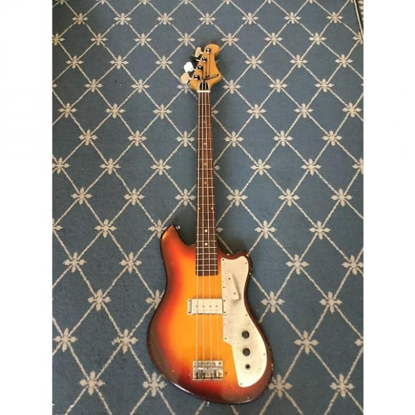 Custom Conrad Bass 1960's Sunburst #1 image