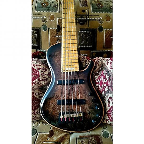 Custom Brubaker KXB 6 Custom Shop 6-String Bass Guitar. Perfect Bass! #1 image