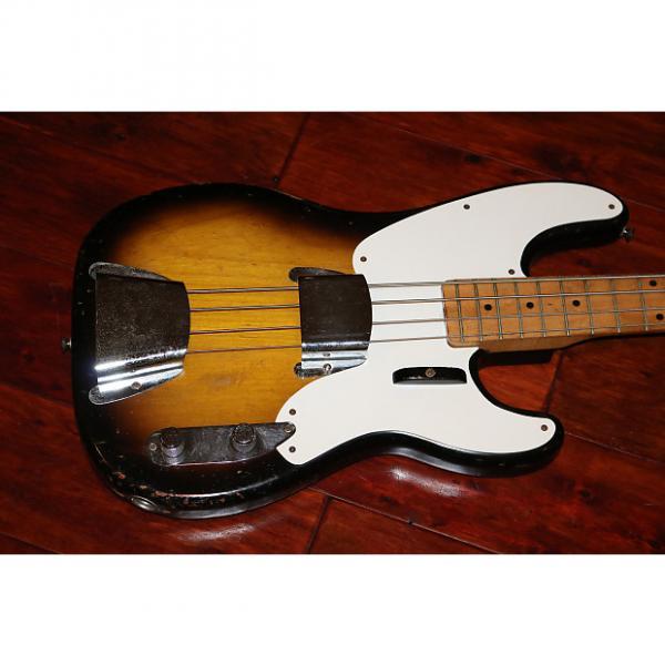 Custom 1957 Fender Precision  Bass #1 image