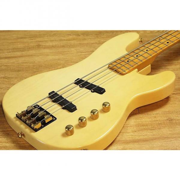 Custom Fender Custom Shop Precision Bass  White Blonde #1 image