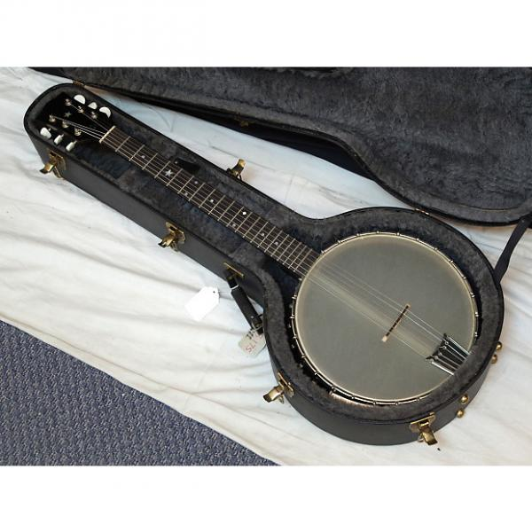 "Custom GOLD TONE BT-2000 openback 6-string BANJO new w/ HARD CASE - 12"" Head BANJITAR #1 image"