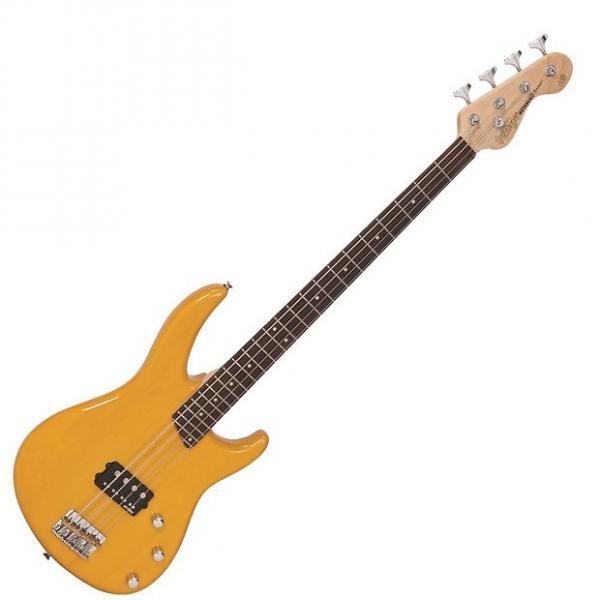Custom Vintage V80AB Bass Guitar #1 image