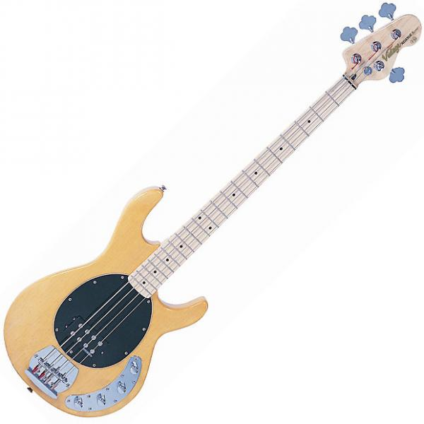 Custom Vintage V96 Active Bass, Natural #1 image