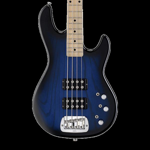 Custom G&L Tribute L-2000 Bass - Blueburst #1 image
