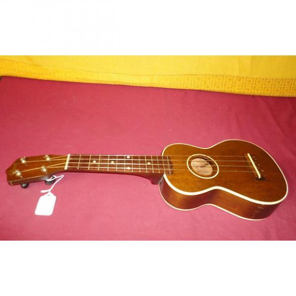 Custom Vintage 1920's - 40's Gibson Soprano Ukulele Made in USA #1 image