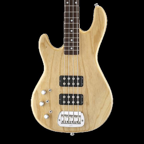 Custom G&L Tribute L-2000 Left Handed Bass - Natural Gloss #1 image