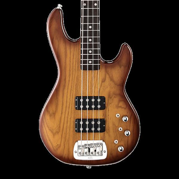 Custom G&L Tribute L-2000 Bass - Tobacco Sunburst #1 image