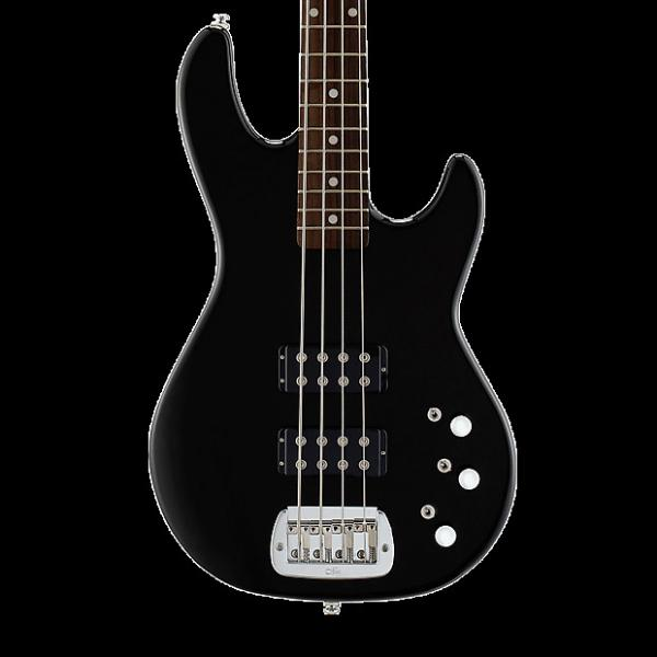 Custom G&L Tribute L-2000 Bass - Gloss Black #1 image