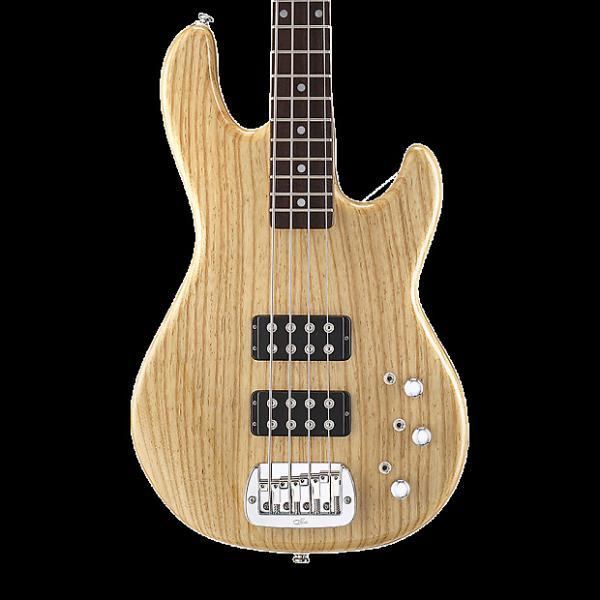 Custom G&L Tribute L-2000 Bass - Natural Gloss #1 image
