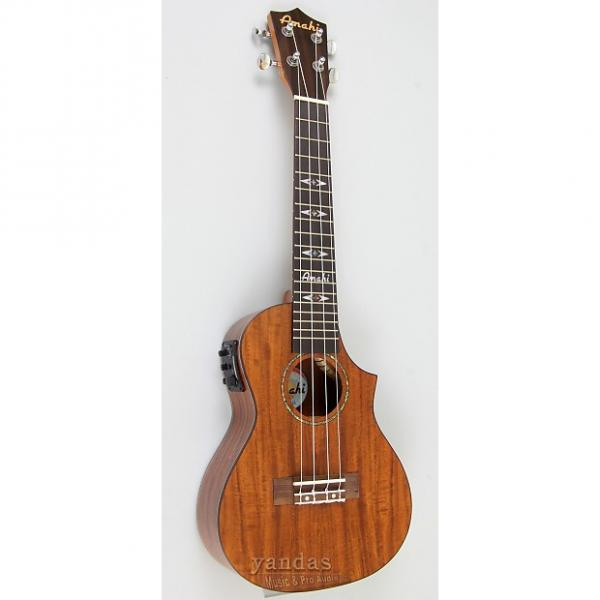 Custom Amahi C-04 Exotic Wood Concert Ukulele Solid Koa - With Electronics #1 image