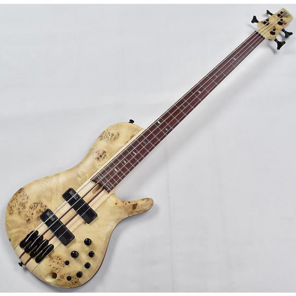 Custom Ibanez SR Bass Workshop SRSC800 Electric Bass Natural Flat #1 image