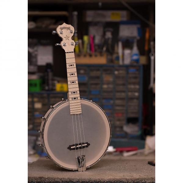 Custom Deering Goodtime Banjo Ukulele - Concert Scale - Right Handed #1 image