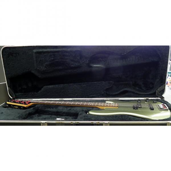 Custom Fender  JAZZ BASS SPECIAL  1985-1986 Aspen Green #1 image