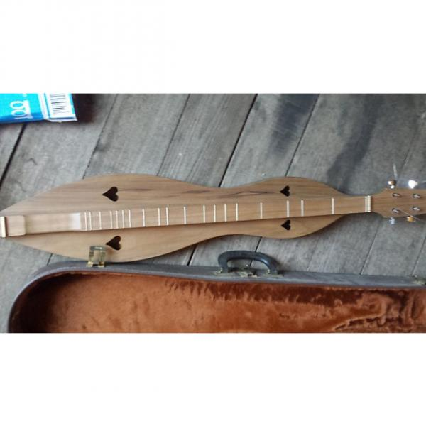 Custom Dulcimer from kit with Gotoh tuners #1 image