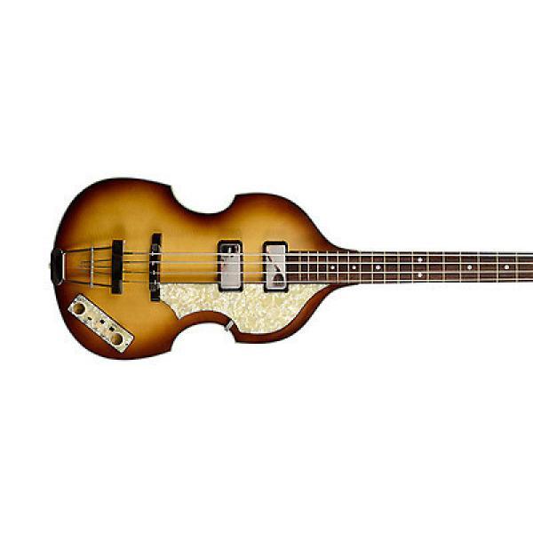 Custom Hofner Vintage 61 Cavern Bass 2002 Sunburst #1 image
