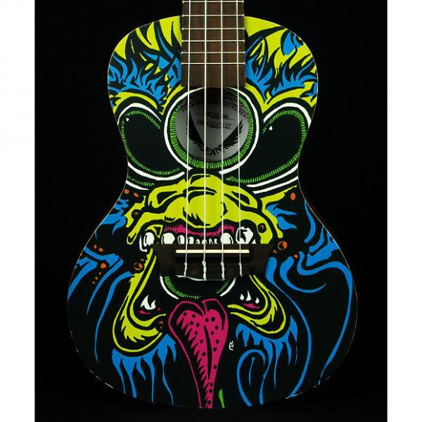 Custom New! Dean DC Oni Mahogany Concert Ukulele #1 image