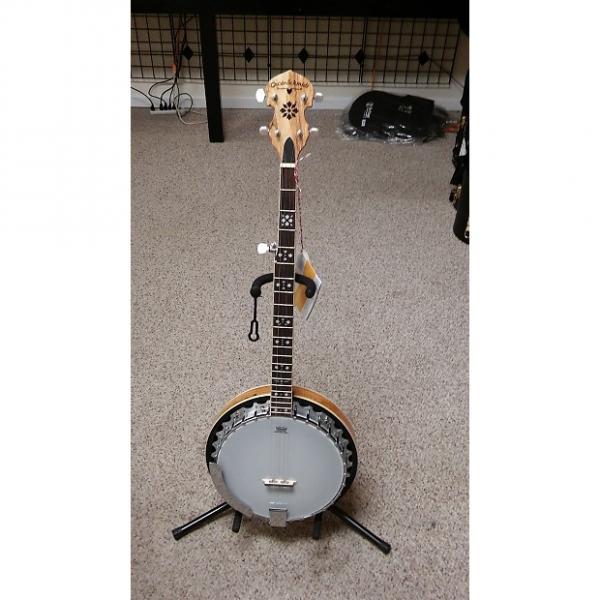 Custom Oscar Schmidt OB5SP 5 string banjo #1 image