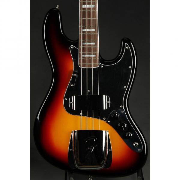 Custom Fender American Vintage '74 Jazz Bass - Three Tone Sunburst #1 image