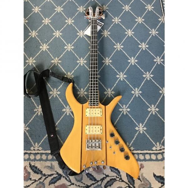 Custom Kramer XL8 8-String Bass 1980 Natural #1 image