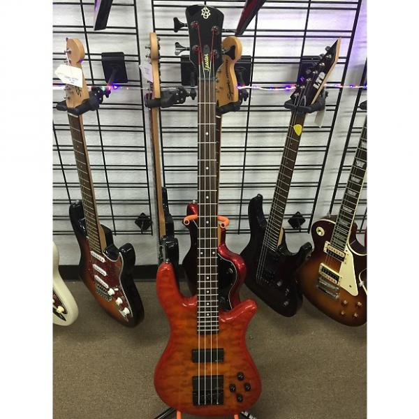 Custom Spector Legend Classic 4 String Bass #1 image