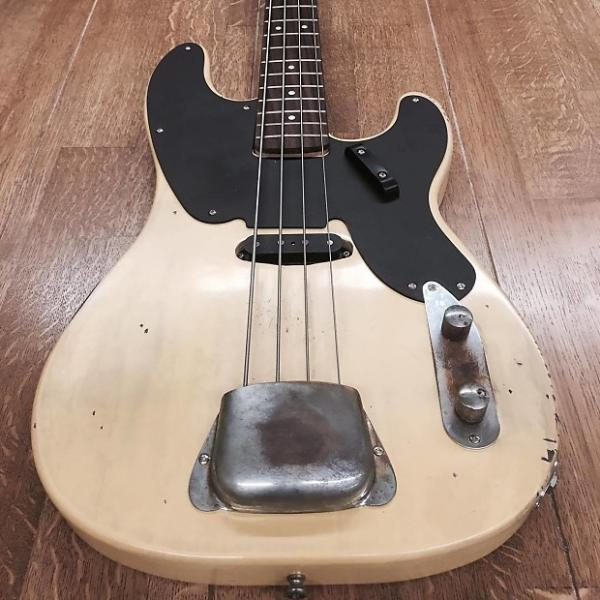 Custom Relic Guitars The Hague 51 P-Bass model 2016 Butterscotch #1 image