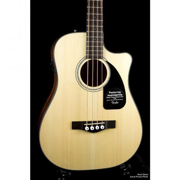 Custom Fender - CB100CE Acoustic Bass Guitar #1 image
