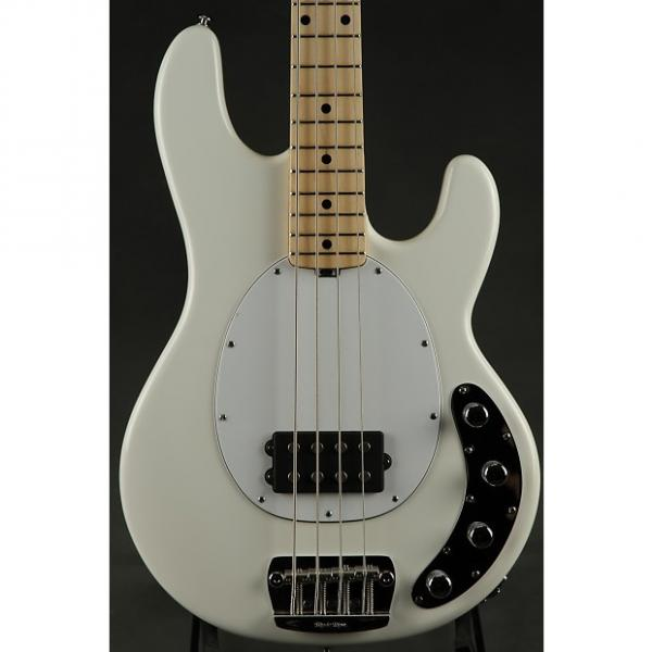 Custom Ernie Ball Music Man StingRay - White #1 image