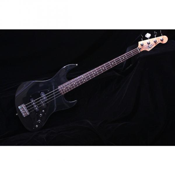 Custom Fender JP-90  Bass 1990's Black #1 image