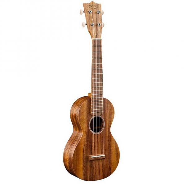Custom Martin C1K Left-Handed Hawaiian Koa Concert Ukulele with Gig Bag #1 image