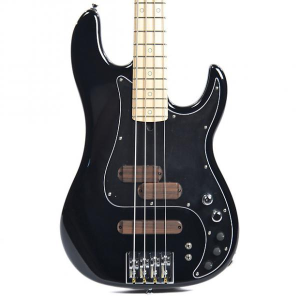 Custom Xotic XPJ1T 4-String Bass Black #1 image