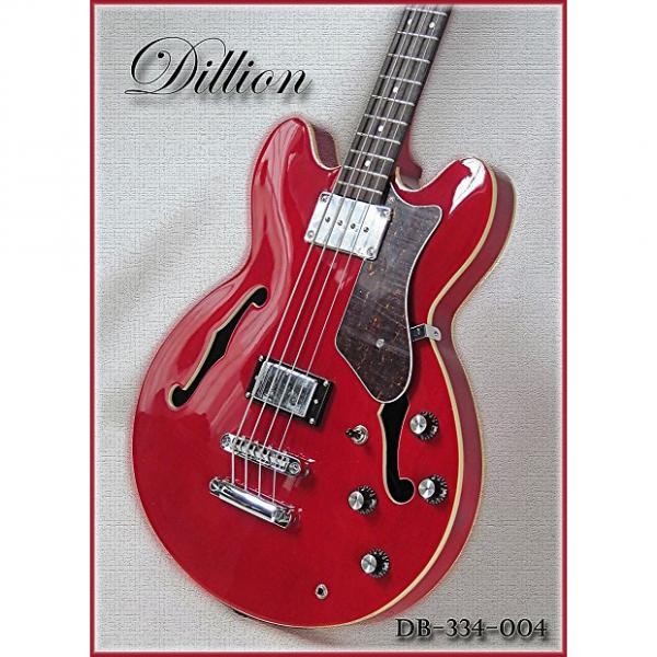 Custom Dillion DB-534-004 ACT 2015/16 Cherry #1 image