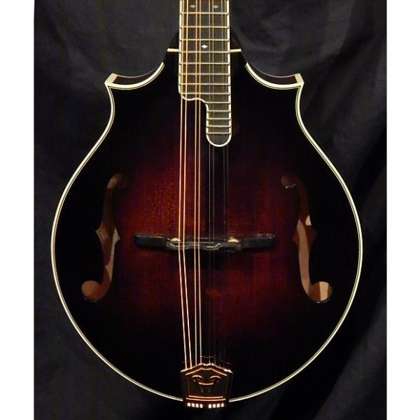 Custom Weber Bighorn 2 Point Adirondack and Flamed Maple Mandolin #1 image