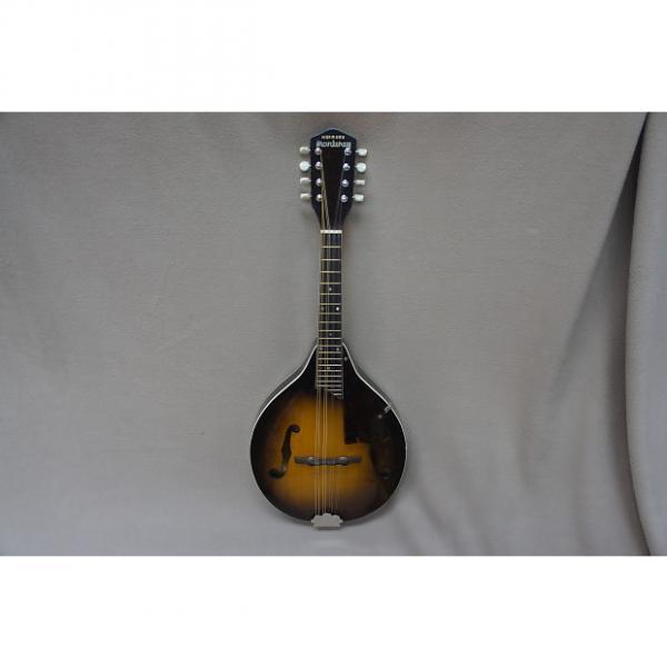 Custom 1940's Harmony H417 Mandolin all solid woods #1 image
