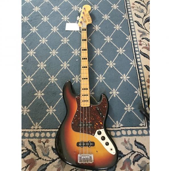 Custom Greco J-Bass Copy 1960's Sunburst #1 image