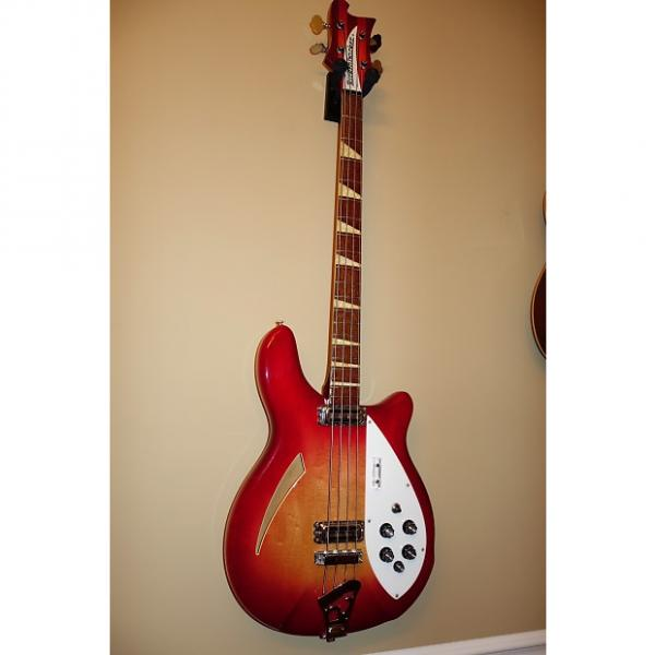 Custom Rickenbacker 4005 1967 Fireglo #1 image