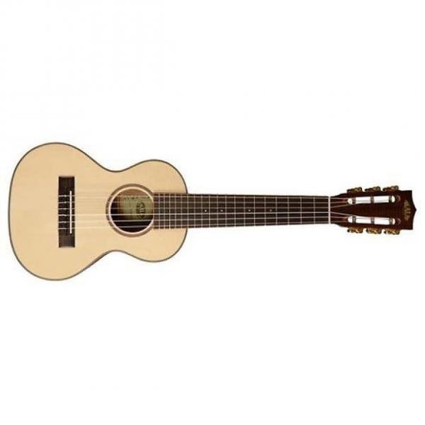 Custom Kala KA-GL-KOA Spruce/Koa 6-String Guitarlele #1 image