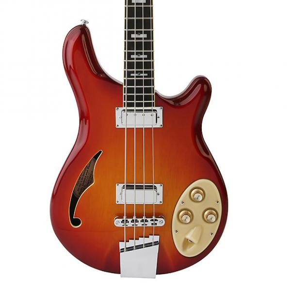 Custom Italia Rimini Bass Honey Sunburst #1 image