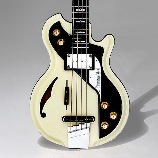 Custom Italia Mondial Classic Bass Cream #1 image