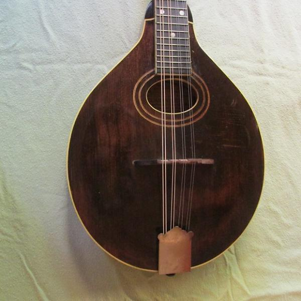 Custom Gibson A2 1919 Brown #1 image