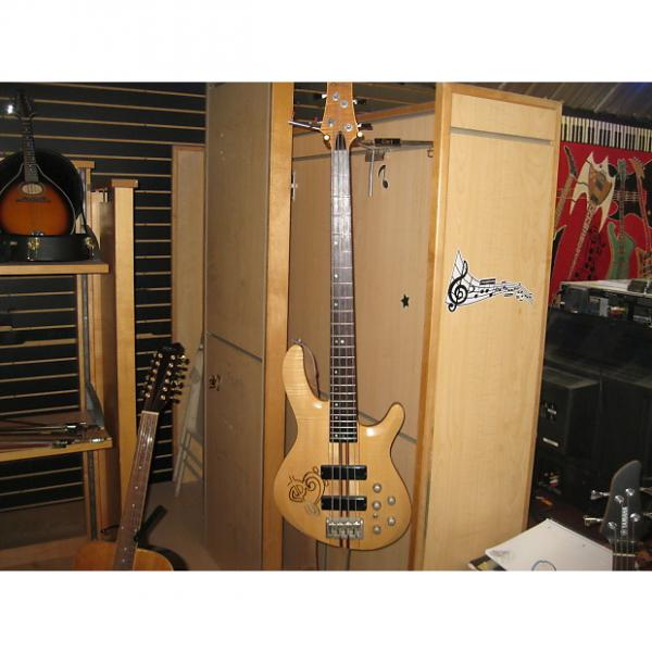 Custom Ocean TB70 Bass Guitar Active Electronic, Neck-Thru #1 image
