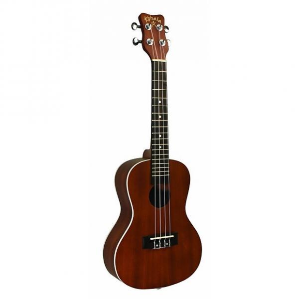 Custom Kohala AKAMAI AK-CAE Acoustic-Electric Concert Ukulele #1 image