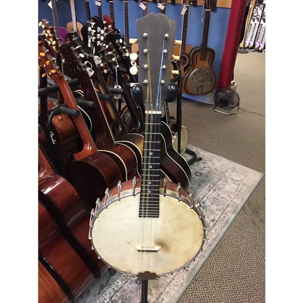 Custom Vega Style K Banjo-Mandolin 1930's Natural #1 image