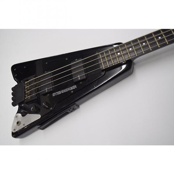 Custom Steinberger XP2 Electric Bass Guitar 85-93 -AWESOME! #1 image