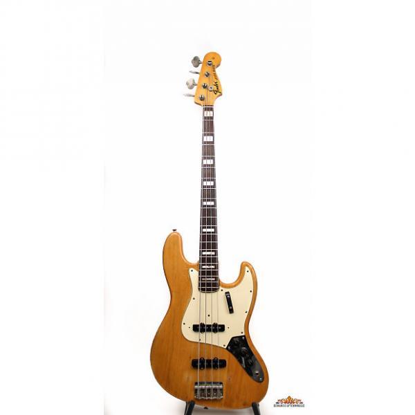 Custom Fender Jazz Bass 1973 #1 image
