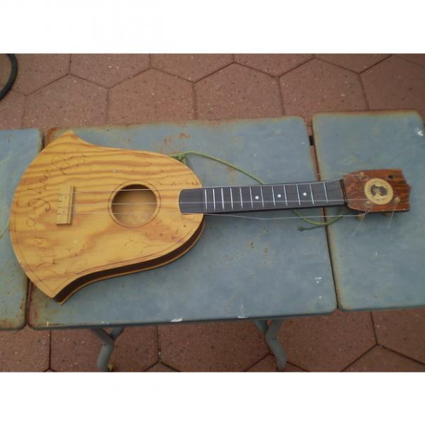 Custom Disney ?  '50's Davy Crockett Guitar ? Ukelele #1 image