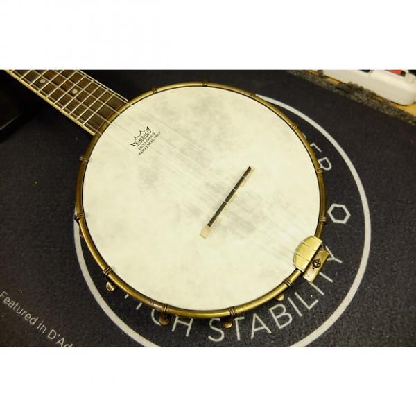 Custom Kala banjo Concert Ukulele #1 image